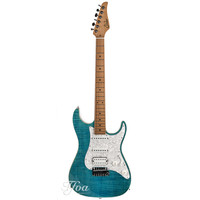 Suhr Standard Plus Bahama Blue HSS Roasted Maple