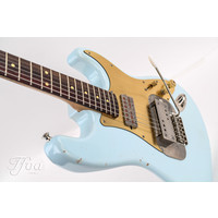 Waterslide Coodercaster S-Style Sonic Blue