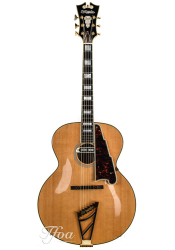 D' angelico D'Angelico EX63 Archtop 2015