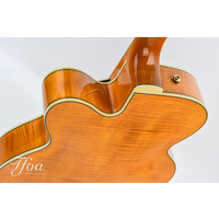 Aria Pro II FA Broadway Archtop Antique Natural 2009 Mint