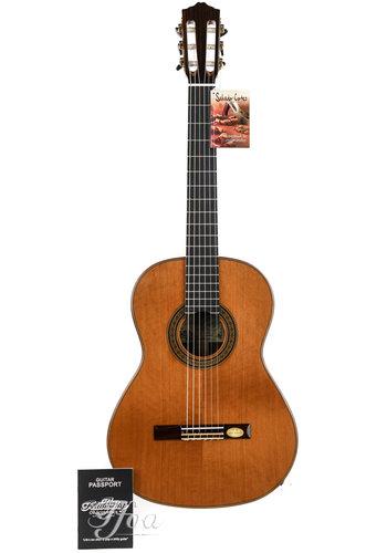 Salvador Cortez Salvador Cortez CC140 classical guitar Artist edition