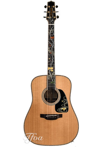 Takamine Takamine Limited T50TH 50th Anniversary 2012