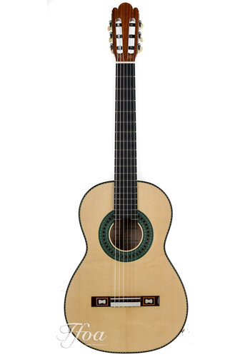 W.Jellinghaus Wolfgang Jellinghaus Torres 1A17 Flamed Maple