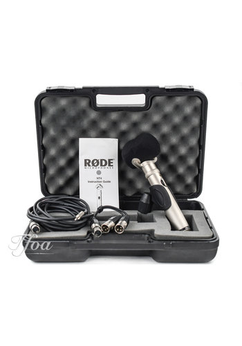 Rode Rode NT4 Microphone USED Near Mint