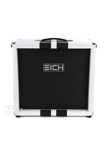Eich Amplification Eich G112W 1x12 60 Watts 16 Ohms White Cabinet