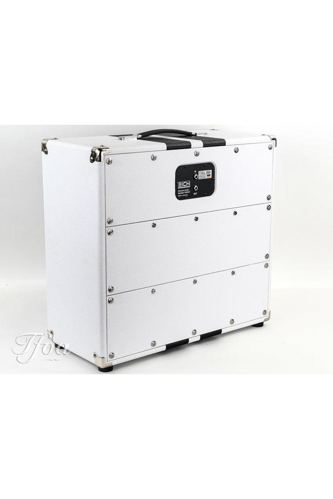 Eich G112W 1x12 60 Watts 16 Ohms White Cabinet