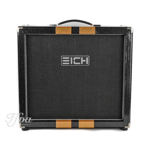 Eich Amplification Eich G112W 1x12 60 Watts 16 Ohms Black Cabinet