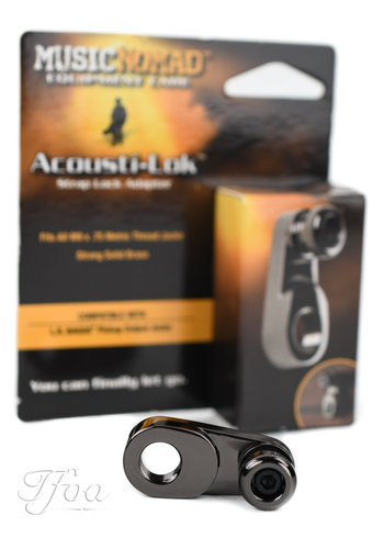 Music Nomad Music Nomad Acousti-Lok Strap Lock Adaptor L.R. Baggs