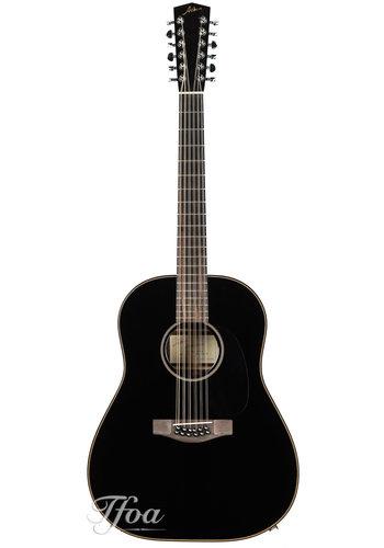 Atkin Alister Atkin Custom The 43 12 String Black 2012