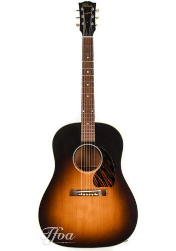 Gibson Gibson J45 1942 banner limited Reissue Sunburst 2013