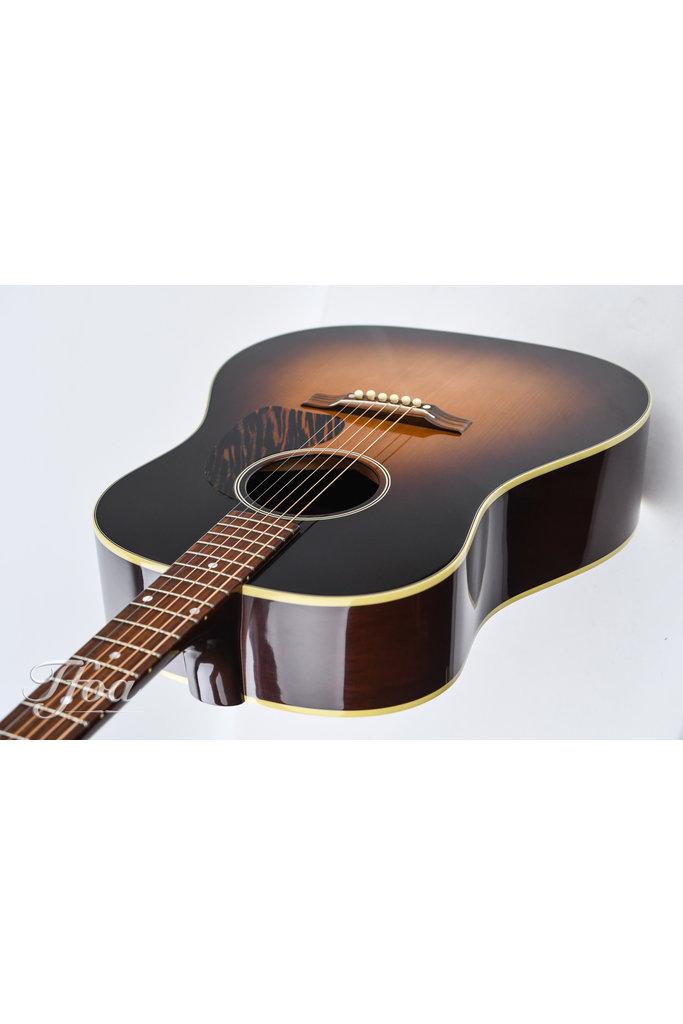 Gibson J45 1942 banner limited Reissue Sunburst 2013