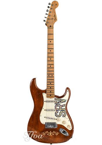 """Fender Custom Fender Custom Shop Tribute Series """"Lenny"""" Stevie Ray Vaughan Stratocaster 2007 MINT"""