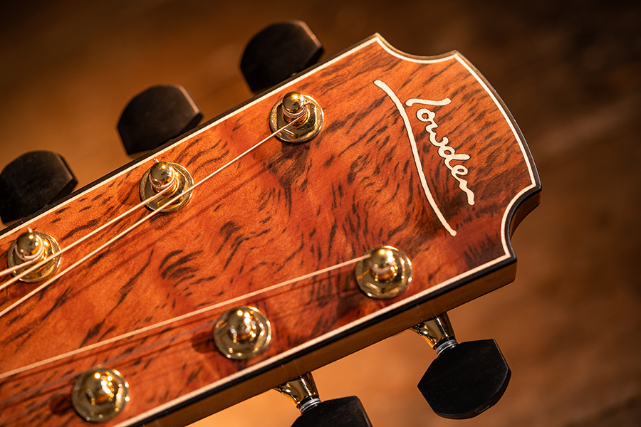 NAMM 2020: New Lowden Models!