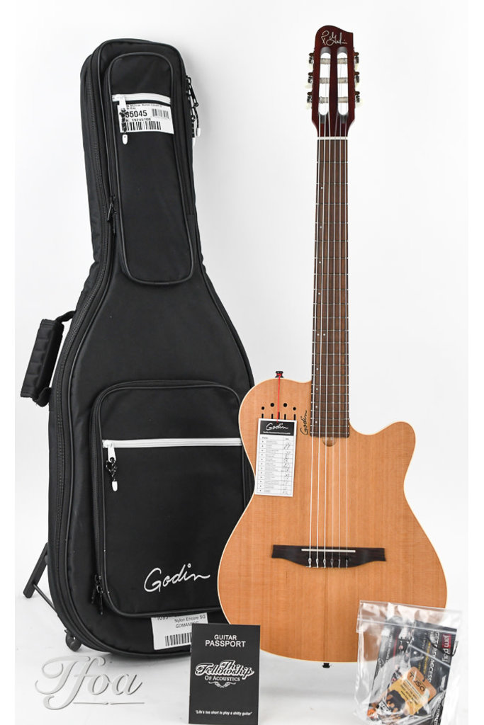 Godin Multiac Nylon Encore SG