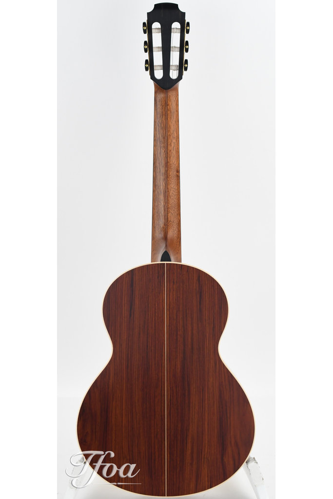 Lowden WL35J Wee Jazz Guatamalan Rosewood - Alpine Spruce