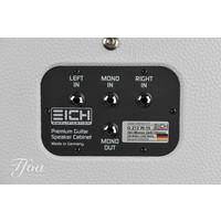 Eich G212W 2x12 120 Watts 16 Ohms White Flexback Cabinet