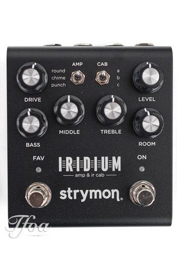 Strymon Strymon Iridium Amp & IR Cab Simulator