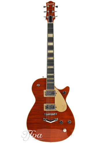 Gretsch Gretsch G6228FM Players Edition Jet Bourbon Stain