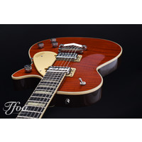 Gretsch G6228FM Players Edition Jet Bourbon Stain