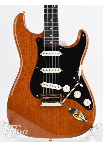 Fender Custom Fender Custom Shop Figured Mahogany Artisan Stratocaster 2018