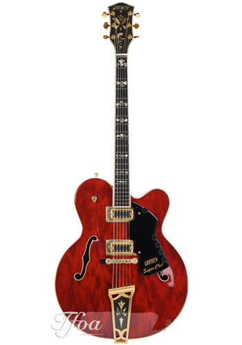 Gretsch Gretsch 7690 Super Chet Autumn Red Stain 1978