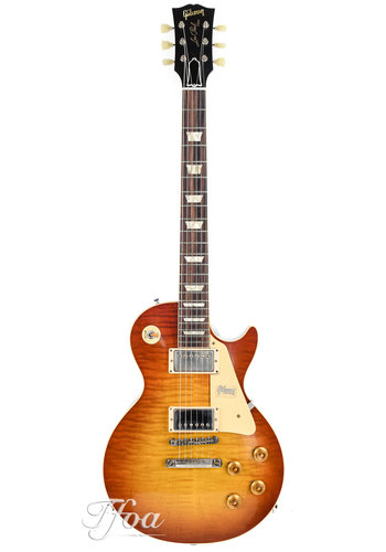 Gibson Gibson Custom 60th Anniversary 1960 Les Paul Standard Antiquity Burst VOS