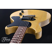 Gibson 1958 Les Paul Junior Double Cut TV Yellow VOS 2007