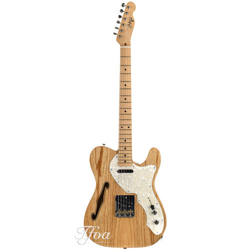 JHG JHG Thinline 69 Telecaster Electric Guitar