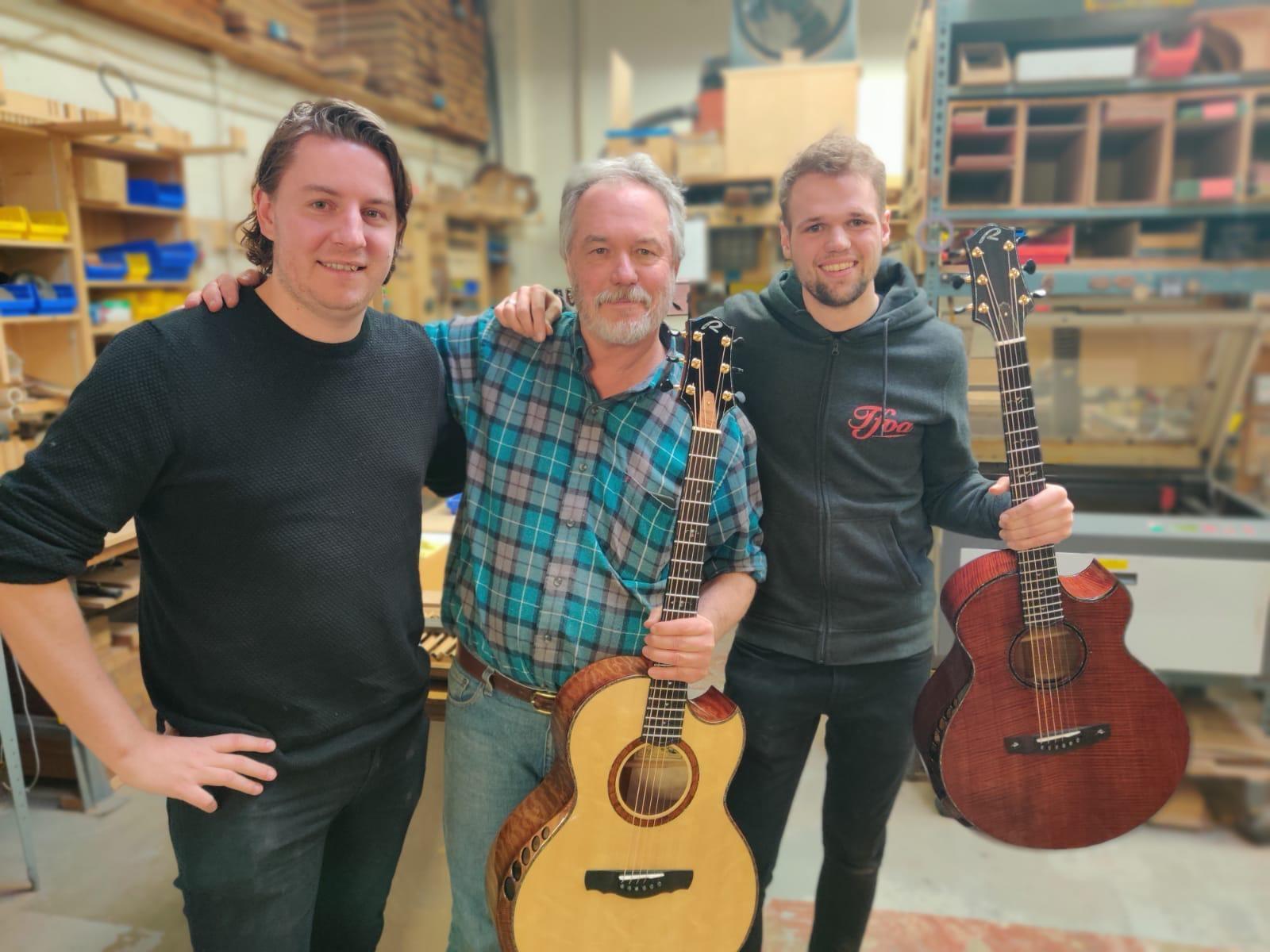 Visiting Kevin Ryan's Workshop in California!