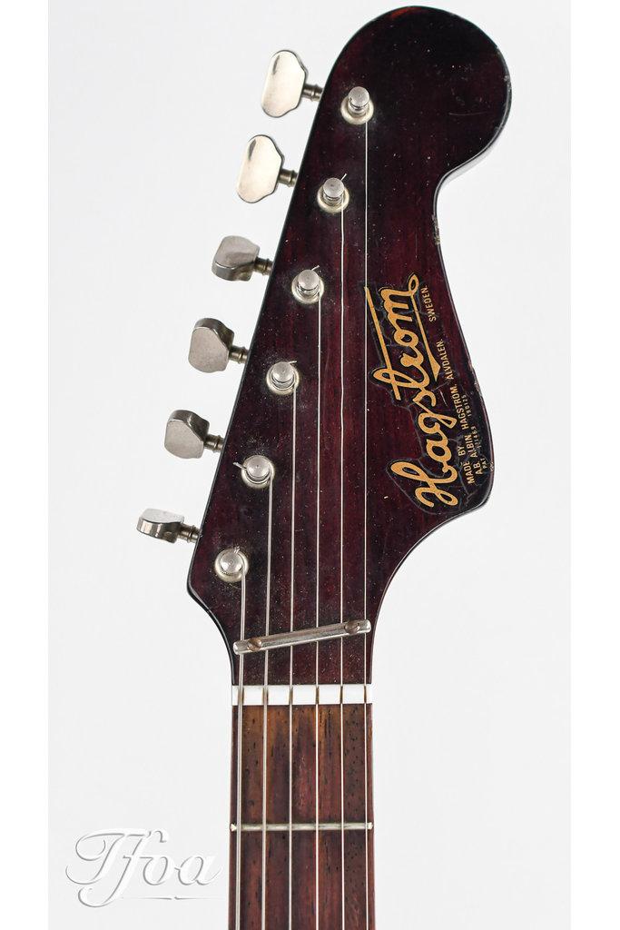 Hagstrom F300 3 Tone Sunburst 1971