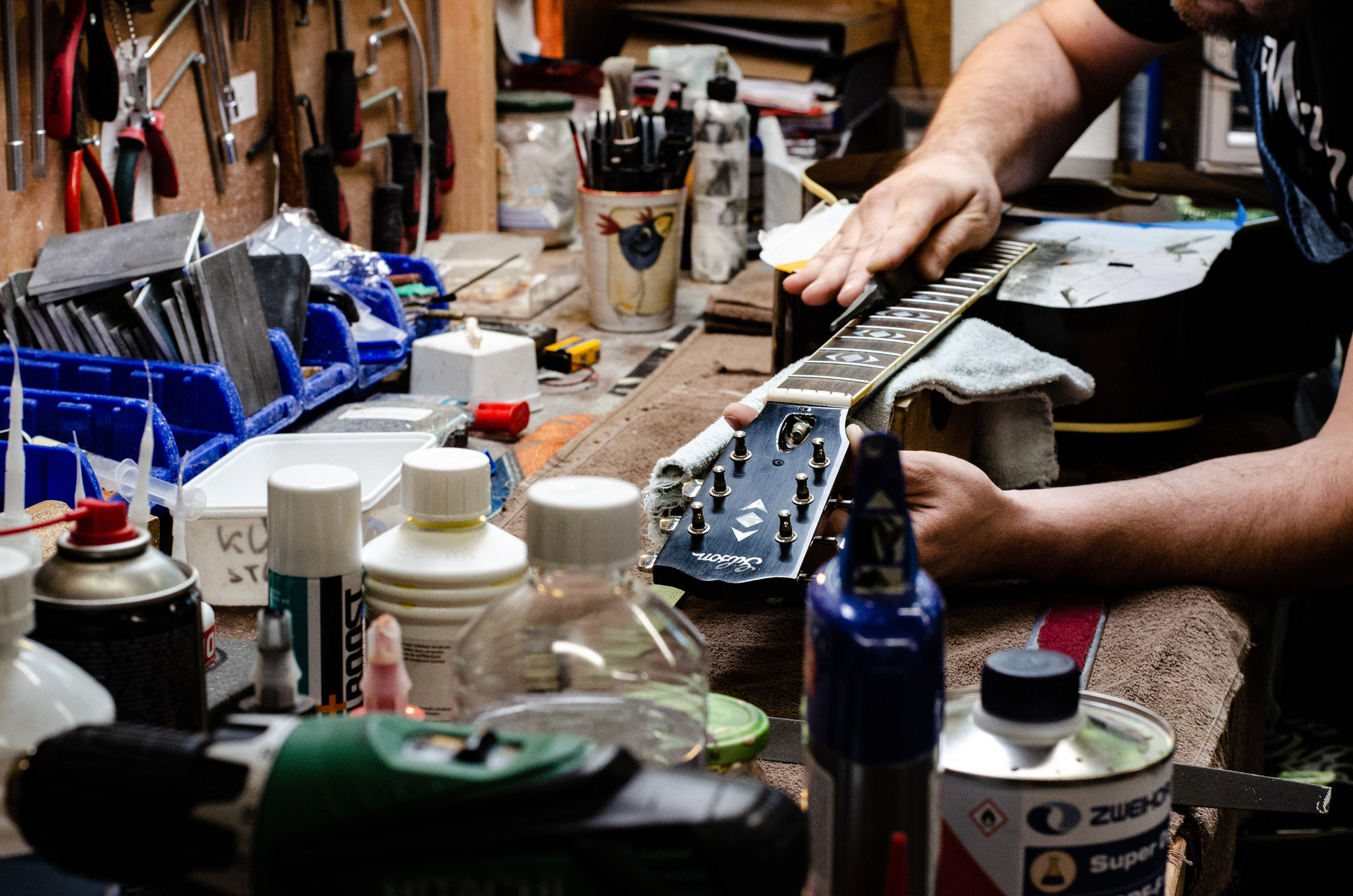 JOB-OPENING: Repair Technician / Luthier