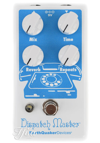 EarthQuaker Devices EarthQuaker Devices Dispatch Master V3