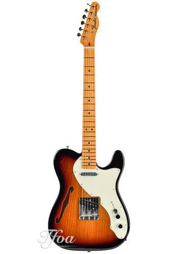 Fender Fender American Original 60s Telecaster Thinline Sunburst MN