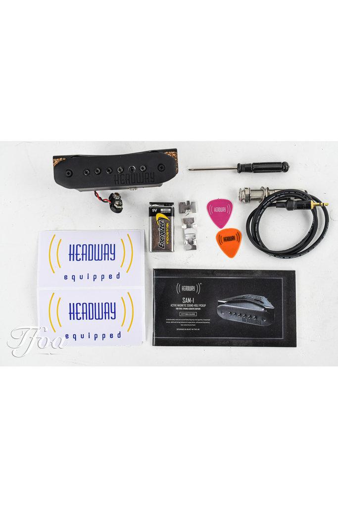 Headway SAM-1 Soundhole Pickup