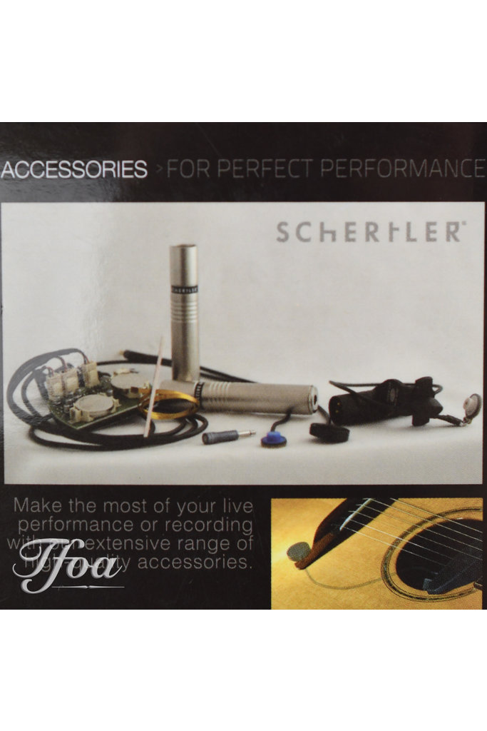 Schertler Lydia EQ Undersaddle Pickup