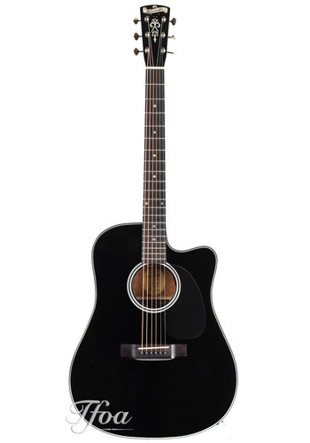 Blueridge Blueridge BR40BC Ebony Cutaway Electric Dreadnought 2010