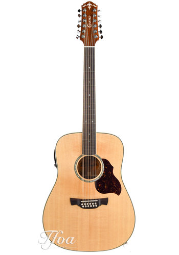 Crafter Crafter D8 12N AE 12 String Mahogany Spruce 2016 Near Mint