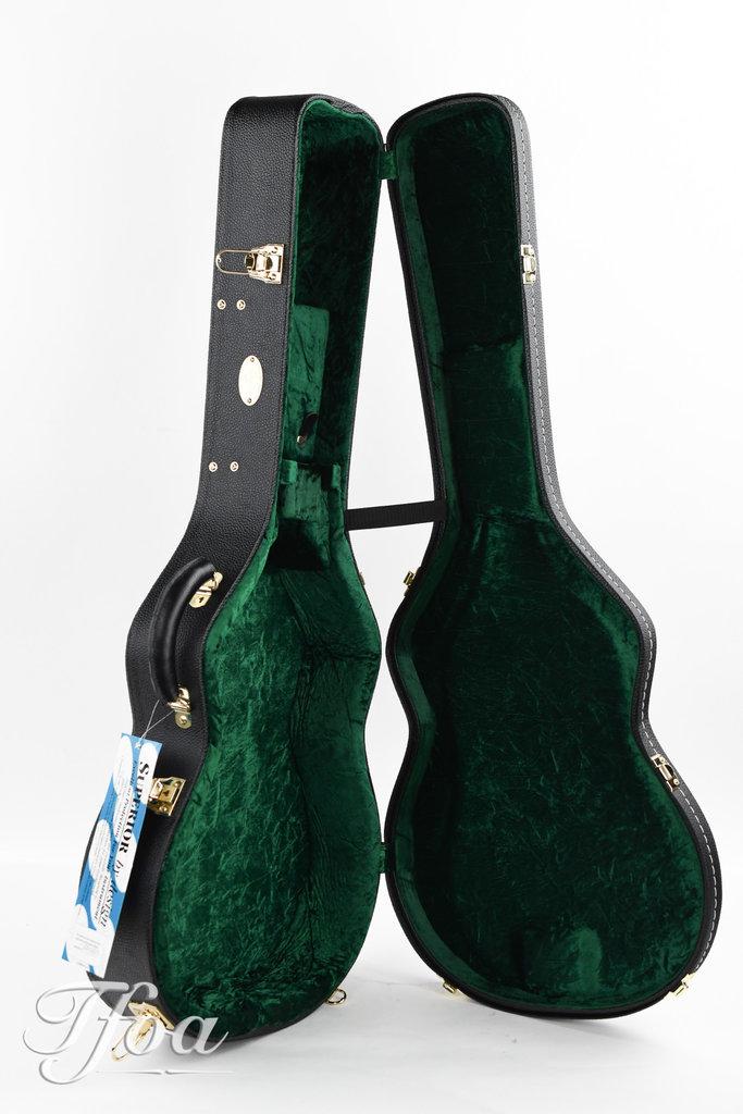 Superior CD-1512 Deluxe Hardshell Classical / Resophonic Guitar Case