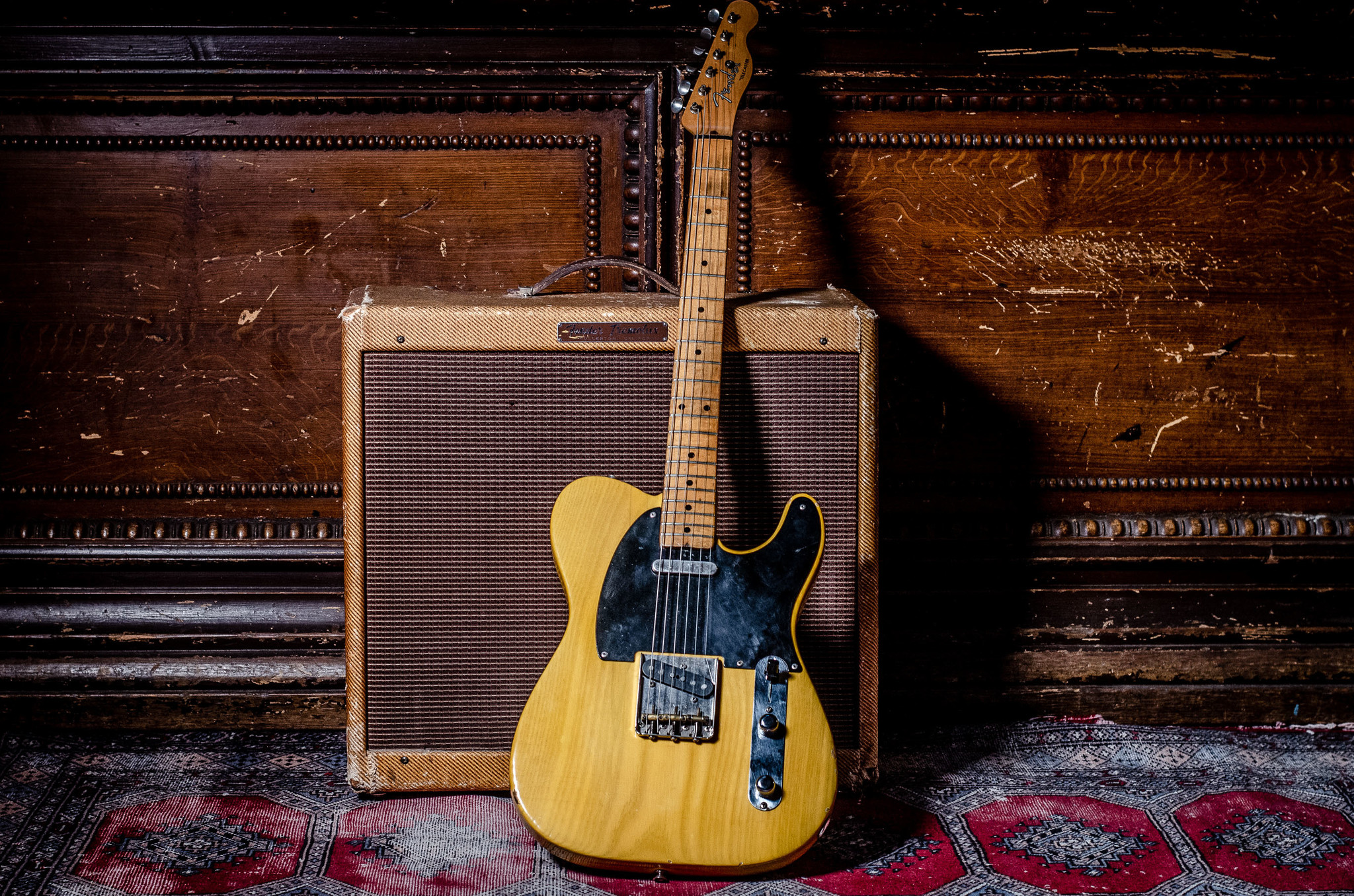 The Fender Telecaster: From Boat Paddle to Must-Have Axe