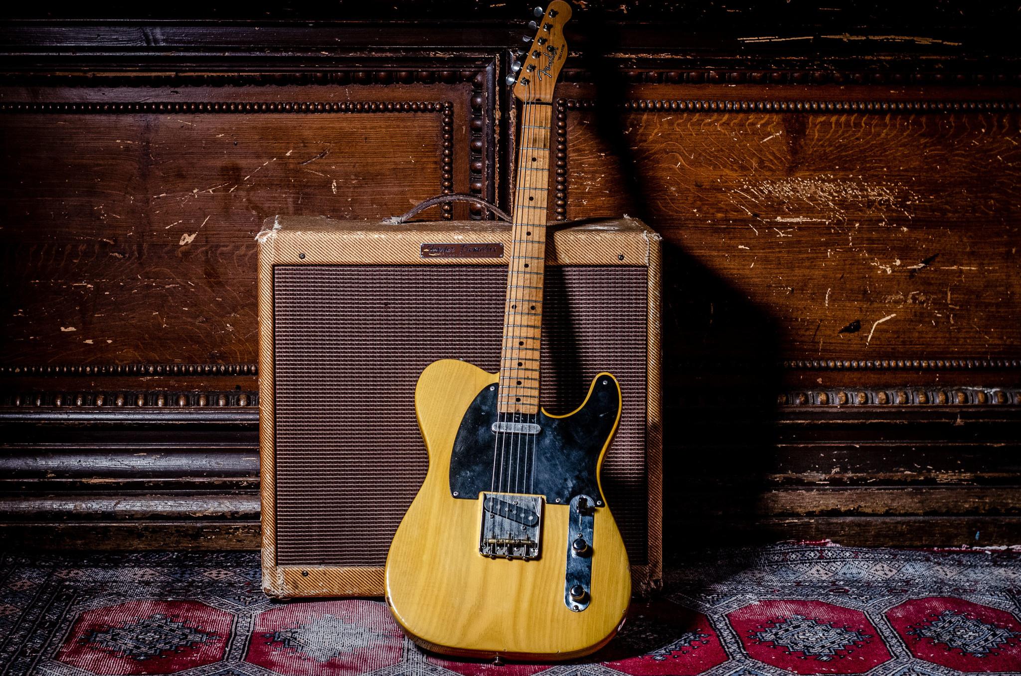 De Fender Telecaster: Van Boot Peddel naar  Must-Have Gitaar