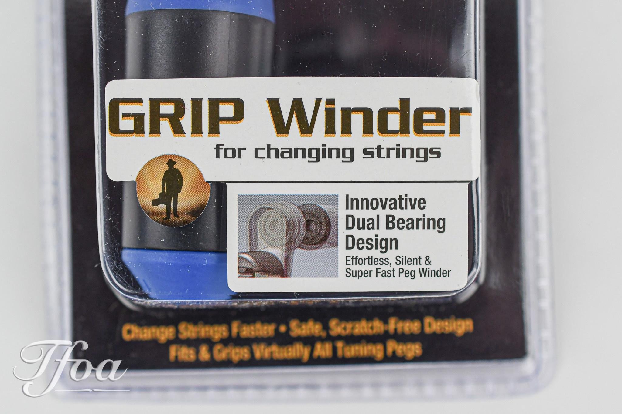 Music Nomad MN221 Grip Winder