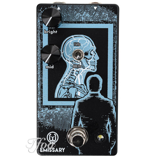 Walrus Audio Walrus Audio Emissary Parallel Boost