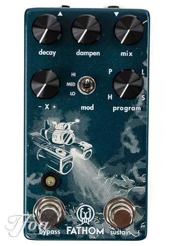 Walrus Audio Walrus Audio Fathom Multi Reverb