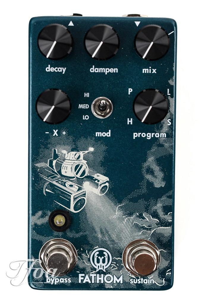 Walrus Audio Fathom Multi Reverb