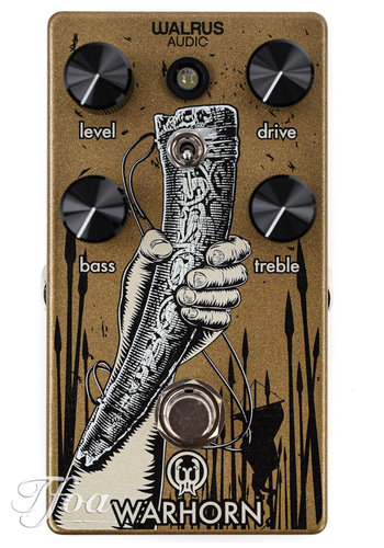 Walrus Audio Walrus Audio Warhorn Overdrive