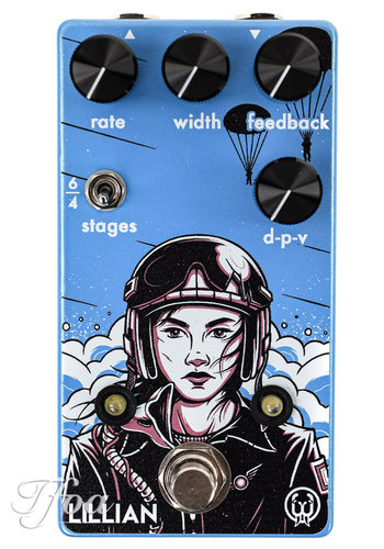 Walrus Audio Walrus Audio Lillian Analog Phaser