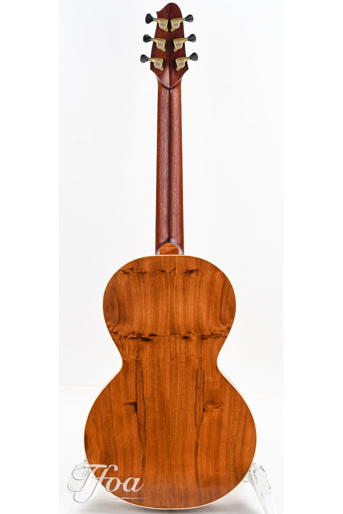 Andy Manson Parlour Yew Wood European Spruce
