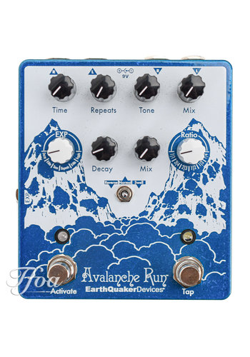 EarthQuaker Devices Earthquaker Devices Avalanche Run V2 B-Stock