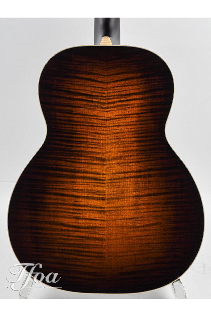 Rozawood Baritone Maple Spruce Sunburst
