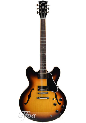 Gibson Gibson ES335 Plain Top Dot Neck Vintage Sunburst 2011